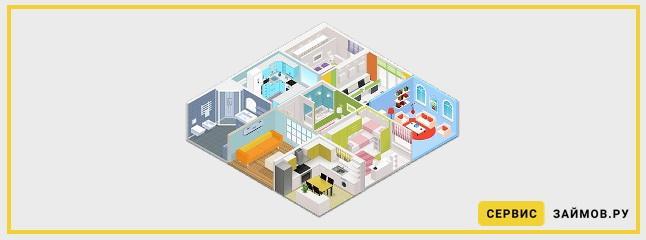 Кредит под залог квартиры без дохода москва отзывы
